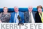 Enjoying the Cromane GAA Club Annual Social in Jacks' Restaurant in Cromane on Friday night.<br /> L-R: Tess Ahern, Mike Ahern, John McCarthy &amp; Kathleen McCarthy.