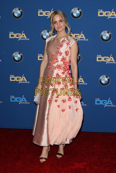 06 February 2016 - Los Angeles, California - Mena Suvari. 68th Annual DGA Awards 2016 - Arrivals held at the Hyatt Regency Century Plaza. Photo Credit: AdMedia