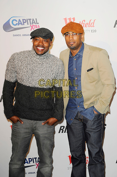 LONDON, ENGLAND - February 27: Will Packer and Tim Story attend the UK Premiere of 'Ride Along' at Vue Cinema, Westfield Stratford City on February 27, 2014 in London, England<br /> CAP/MAR<br /> &copy; Martin Harris/Capital Pictures