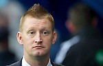 Rangers v St Johnstone...19.11.11   Scottish Premier League.St Johnstone Manager Steve Lomas.Picture by Graeme Hart..Copyright Perthshire Picture Agency.Tel: 01738 623350  Mobile: 07990 594431