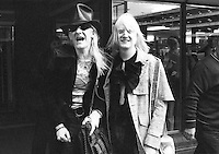 Edgar Winter and Johnny Winter pictured in 1973.  Credit: Ian Dickson/MediaPunch