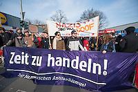 2014/03/01 Berlin | Protest gegen NPD-Kundgebung