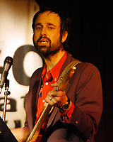 - MARCH 10, 2006: David Berman's group, The Silver Jews, performed the first concert of their career at a sold out 40 Watt Club in Athens, Georgia on March 10, 2006. The notoriously stage shy Berman read his lyrics from a music stand and appeared to be caught off guard by applause, the sound of the monitors and sweat! <br /> CAP/MPI/CM<br /> ©CM/MPI/Capital Pictures