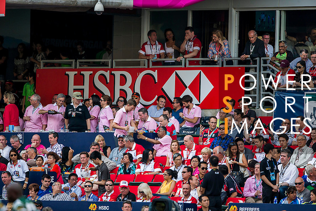 Russia vs Zimbabwe during the HSBC Sevens Wold Series Qualifier Final match as part of the Cathay Pacific / HSBC Hong Kong Sevens at the Hong Kong Stadium on 29 March 2015 in Hong Kong, China. Photo by Victor Fraile / Power Sport Images