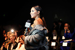 Singer Toni Braxton attends the Chadwick Bell Fall 2012 fashion show during Mercedes-Benz Fashion Week in New York, United States. 9/02/2012. Photo by Kena Betancur / VIEWpress.
