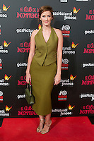 "Ana Polvorosa attend the Premiere of the movie ""El club de los incomprendidos"" at callao Cinema in Madrid, Spain. December 1, 2014. (ALTERPHOTOS/Carlos Dafonte) /NortePhoto<br />