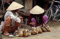 Markt in Hoi An, Vietnam