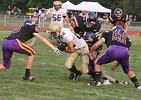 Football vs. Lutheran 9-4-09