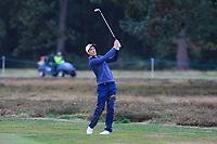 Ross Fisher (ENG) on the 12th fairway during Round 1of the Sky Sports British Masters at Walton Heath Golf Club in Tadworth, Surrey, England on Thursday 11th Oct 2018.<br /> Picture:  Thos Caffrey | Golffile<br /> <br /> All photo usage must carry mandatory copyright credit (© Golffile | Thos Caffrey)