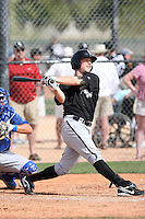 Jimmy Gallagher, Chicago White Sox minor league spring training..Photo by:  Bill Mitchell/Four Seam Images.