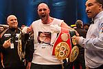 20161003 NACH KOKAIN-VORWÜRFEN Box-Weltmeister Fury erklärt Rücktritt