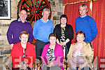 Enjoying the Beaufort Gathering in conjunction with Beaufort GAA club in Kate Kearney's on Saturday night were l-r: Geraldine Daly, Eileen O'Sullivan, Eileen Mangan. Back row: James Daly, Ted Dineen, Mary Dineen and Brendan Mangan