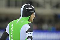 SCHAATSEN: HEERENVEEN: 26-12-2013, IJsstadion Thialf, KNSB Kwalificatie Toernooi (KKT), 5000m, Christijn Groeneveld, ©foto Martin de Jong