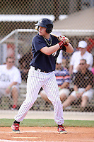 Alex Verdugo, #17 of College Station, TX for the Texas Scout Yankees Team during the WWBA World Championship 2013 at the Roger Dean Complex on October 25, 2013 in Jupiter, Florida. (Stacy Jo Grant/Four Seam Images)
