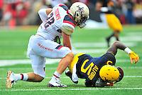 NCAA Football - Maryland Terrapins vs. West Virginia Mountaineers, September 13, 2014