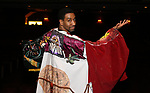 "E. Clayton Cornelious during the Legacy Robe honoring E. Clayton Cornelious for ""Ain't Too Proud"" at the Imperial Theatre on 3/20/2019 in New York City."