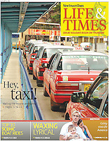 Taxi adventures (COVER STORY)
