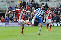 Middlesbrough vs Brighton & Hove Albion 02-05-15