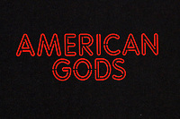 """LOS ANGELES - MAR 5:  AmerIcan Gods Atmosphere at the """"American Gods"""" Season 2 Premiere at the Theatre at Ace Hotel on March 5, 2019 in Los Angeles, CA"""