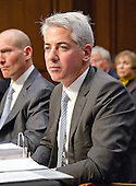 "William A. Ackman,  Founder And Chief Executive Officer, Director, Pershing Square Capitol Management LP, Valeant Pharmaceuticals International, Inc.; gives testimony before the United States Senate Committee on Aging hearing on ""Valeant Pharmaceuticals' Business Model: the Repercussions for Patients and the Health Care System"" on Capitol Hill in Washington, DC on Wednesday, April 27, 2016.  Valeant raised the price of four life-saving drugs: Isuprel by about 720 percent; Nitropress by 310 percent; Cuprimine by 5,878 percent, and Syprine by 3,162 percent after acquiring them in 2015. It is the high prices that are now at the heart of two congressional probes.<br /> Credit: Ron Sachs / CNP"