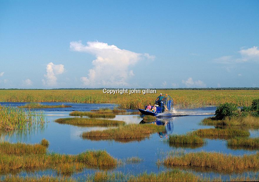Fakahatchee Strand area of the Florida, Everglades