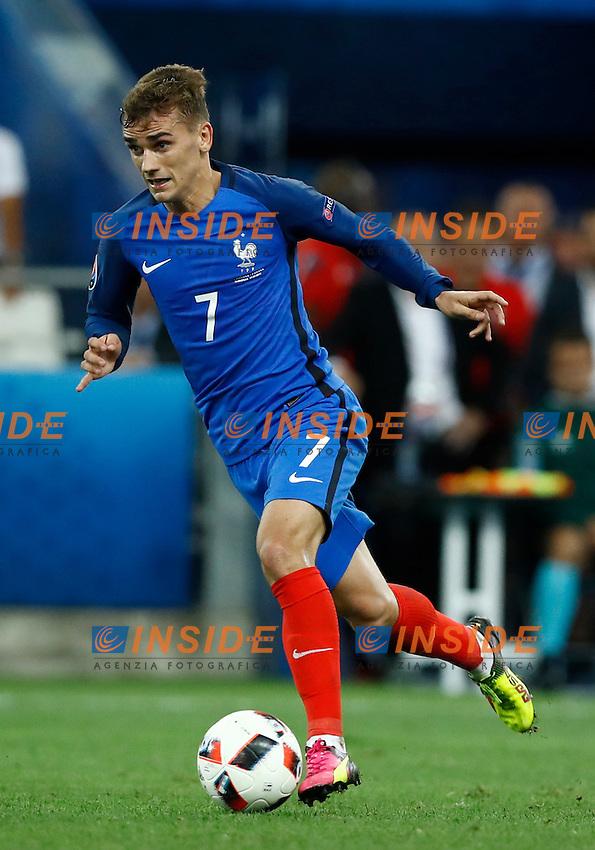 Antoine Griezmann (France)<br /> Marseille 07-07-2016 Stade Velodrome Football Euro2016 Germany - France / Germania - Francia Semi-finals / Semifinali <br /> Foto Matteo Ciambelli / Insidefoto