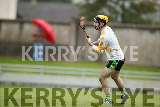 Ballyduff in action against Martin Stackpoole Lixnaw in the Senior County Hurling Final in Austin Stack Park on Sunday