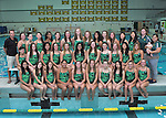 9-29-16, Huron High School girl's swimming and diving team