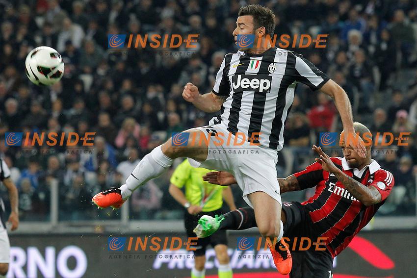 Andrea Barzagli Juventus, Torino 21/4/2013 .Juventus Stadium.Football Calcio 2012/2013 Serie A.Juventus Vs Milan.Foto Marco Bertorello Insidefoto