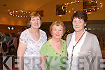 Josie James, Maureen O'Sullivan and Rita Stack who attended the Failte PROBUS Fashion Show with Afternoon Tea in the Ballyroe Hotel yesterday  afternoon (Wednesday)