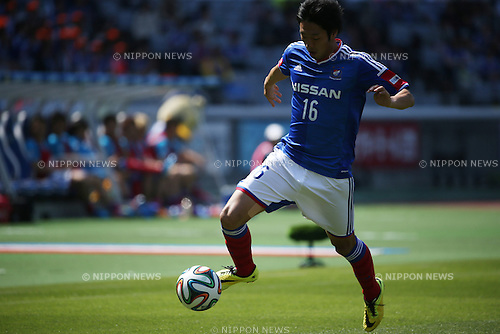 Sho Ito (F Marinos), <br /> MAY10, 2014 - Football / Soccer : 2014 J.League Division 1, between Yokohama F Marinos 1-2 Sagan Tosu at Nissan Stadium, Kanagawa, Japan. (Photo by Jun Tsukida/AFLO SPORT)