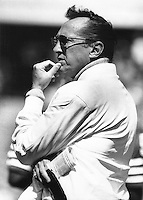 Raiders Al Davis.Ron Riesterer/photo