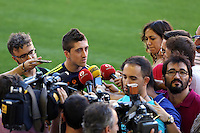 Valencia, Spain. Wednesday 18 September 2013<br />
