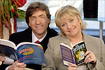 Richard Madely and Judy Finnegan present their Book Club on Channel 4s This Morning show.