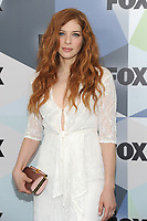 NEW YORK, NY - MAY 14: Rachelle Lefevre at the 2018 Fox Network Upfront at Wollman Rink, Central Park on May 14, 2018 in New York City.  <br /> CAP/MPI/PAL<br /> &copy;PAL/MPI/Capital Pictures