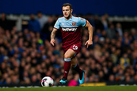 Jack Wilshere of West Ham United during the Premier League match between Everton and West Ham United at Goodison Park on October 19th 2019 in Liverpool, England. (Photo by Daniel Chesterton/phcimages.com)<br /> Foto PHC/Insidefoto <br /> ITALY ONLY