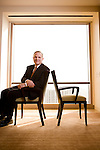 Joseph Martinetto - EVP, CFO - Charles Schwab: Executive portrait photographs by San Francisco - corporate and annual report - photographer Robert Houser.