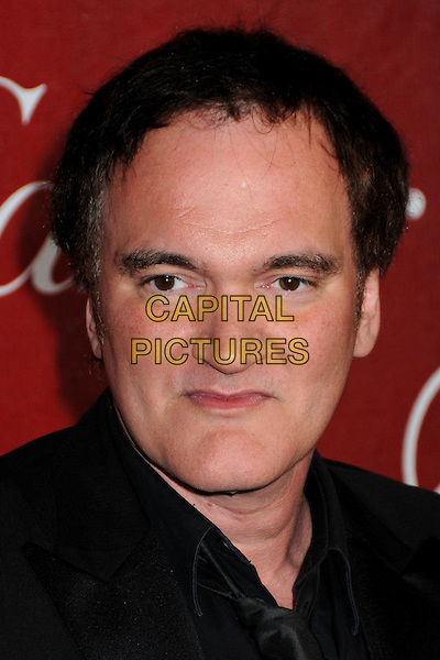 QUENTIN TARANTINO .Palm Springs International Film Festival Awards Gala 2010 held at the Palm Springs Convention Center, Palm Springs, California, USA, .5th January 2010..portrait headshot black tie .CAP/ADM/BP.©Byron Purvis/AdMedia/Capital Pictures.