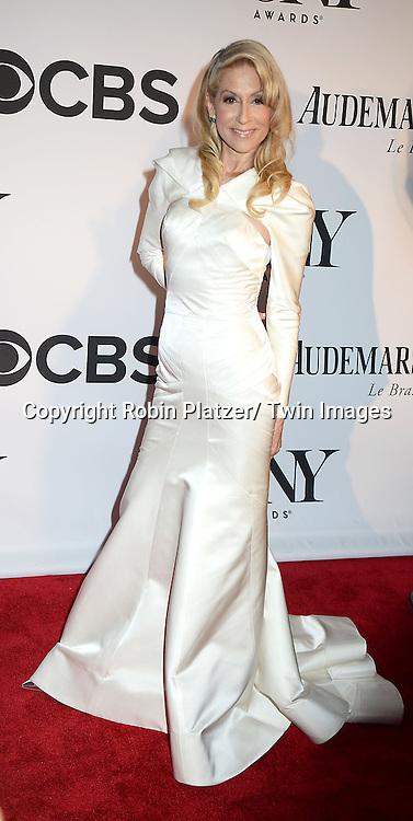winner Judith Light attend the 67th Annual Tony Awards on Sunday, June 9th at Radio City Music Hall in New York City.