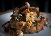 Jennifer Russo's Thanksgiving stuffing muffins.