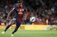 02/09/2012 - Liga Football Spain, FC Barcelona vs. Valencia CF Matchday 3 - Alexander Song, new FC BArcelona player