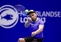 Rotterdam, Netherlands, December 15, 2017, Topsportcentrum, Ned. Loterij NK Tennis, Wheelchair Berry Korst (NED)<br /> Photo: Tennisimages/Henk Koster