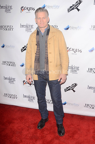 BEVERLY HILLS, CA - JANUARY 10: Chance Kelly at the  Los Angeles Premiere of Beyond The Night at the Ahrya Fine Arts Theater in Beverly Hills, CA. January 10, 2019. Credit: David Edwards/MediaPunch