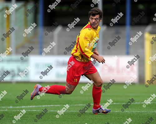 2011-07-17 / Voetbal / seizoen 2011-2012 / SV Bornem /  Mattis Persoons...Foto: mpics