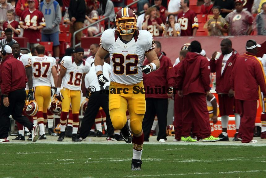 TE Logan Paulsen (Redskins)
