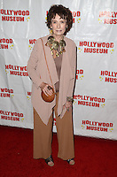 "HOLLYWOOD, CA - AUGUST 18:  Margaret O'Brien at ""Child Stars - Then and Now"" Exhibit Opening at the Hollywood Museum on August 18, 2016 in Hollywood, California. Credit: David Edwards/MediaPunch"