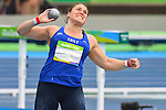 Río 2016 Team Chile - Lanzamiento Bala - Natalia Ducó