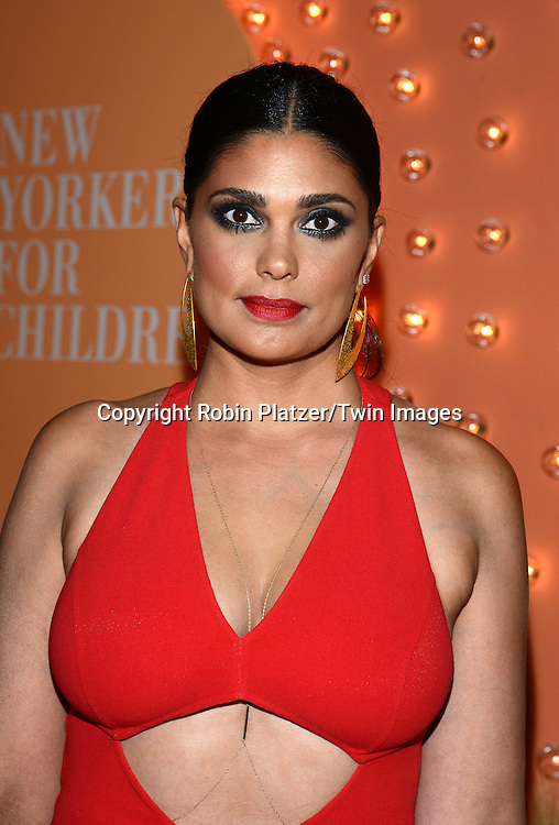 Rachel Roy attends the New Yorkers for Children 15th Annual Fall Gala to Benefit Youth in Foster Care which is presented by Chloe and David Yurman at Cipriani 42nd Street on September 30,2014 in New York City. <br /> <br /> photo by Robin Platzer/Twin Images<br />  <br /> phone number 212-935-0770