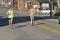 2014 Leprechaun Run- Jeffersonville, Indiana. March 11.