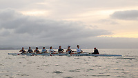 Stanford Crew W Practice, April 11, 2018
